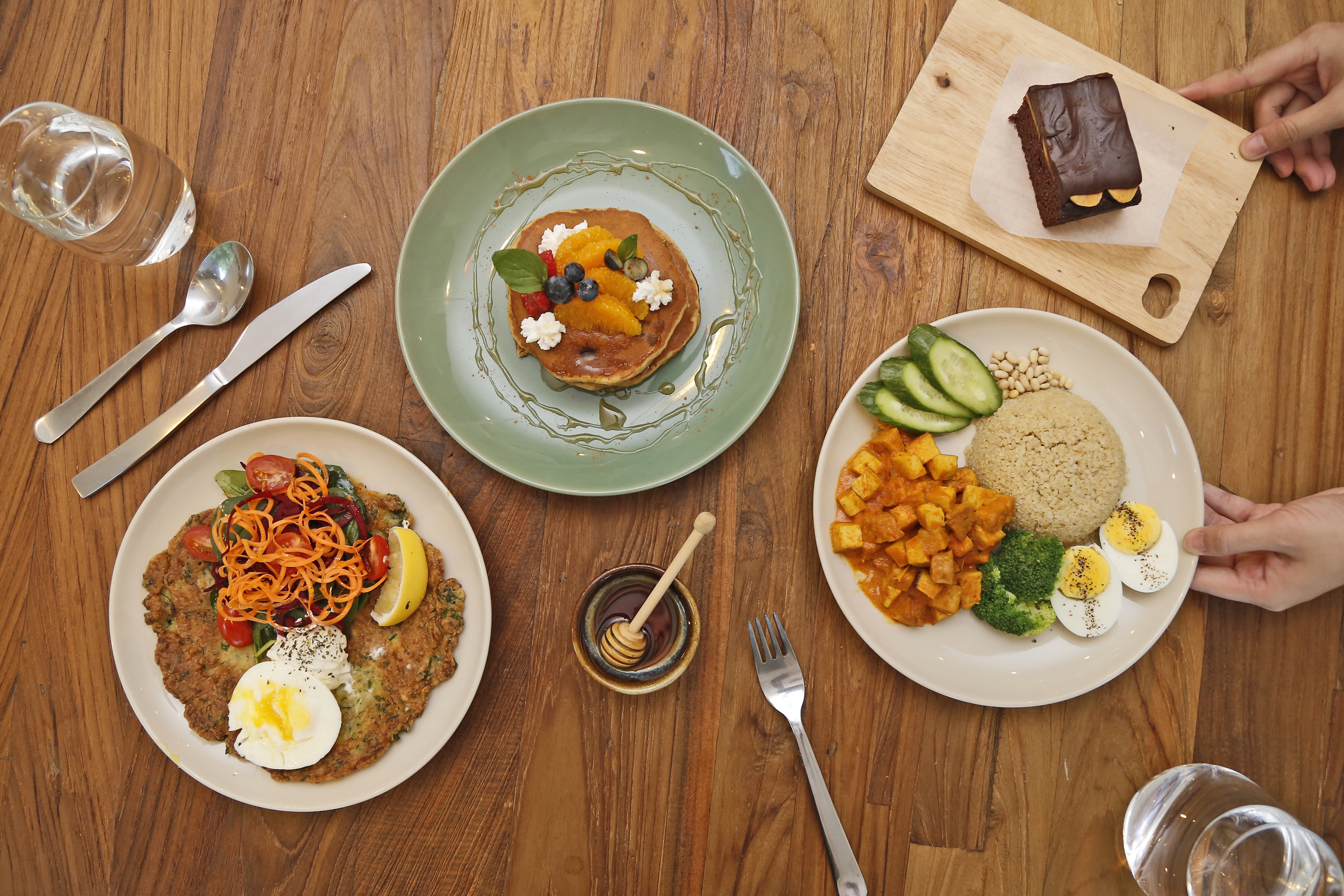 The best restaurants in KL for healthy eating