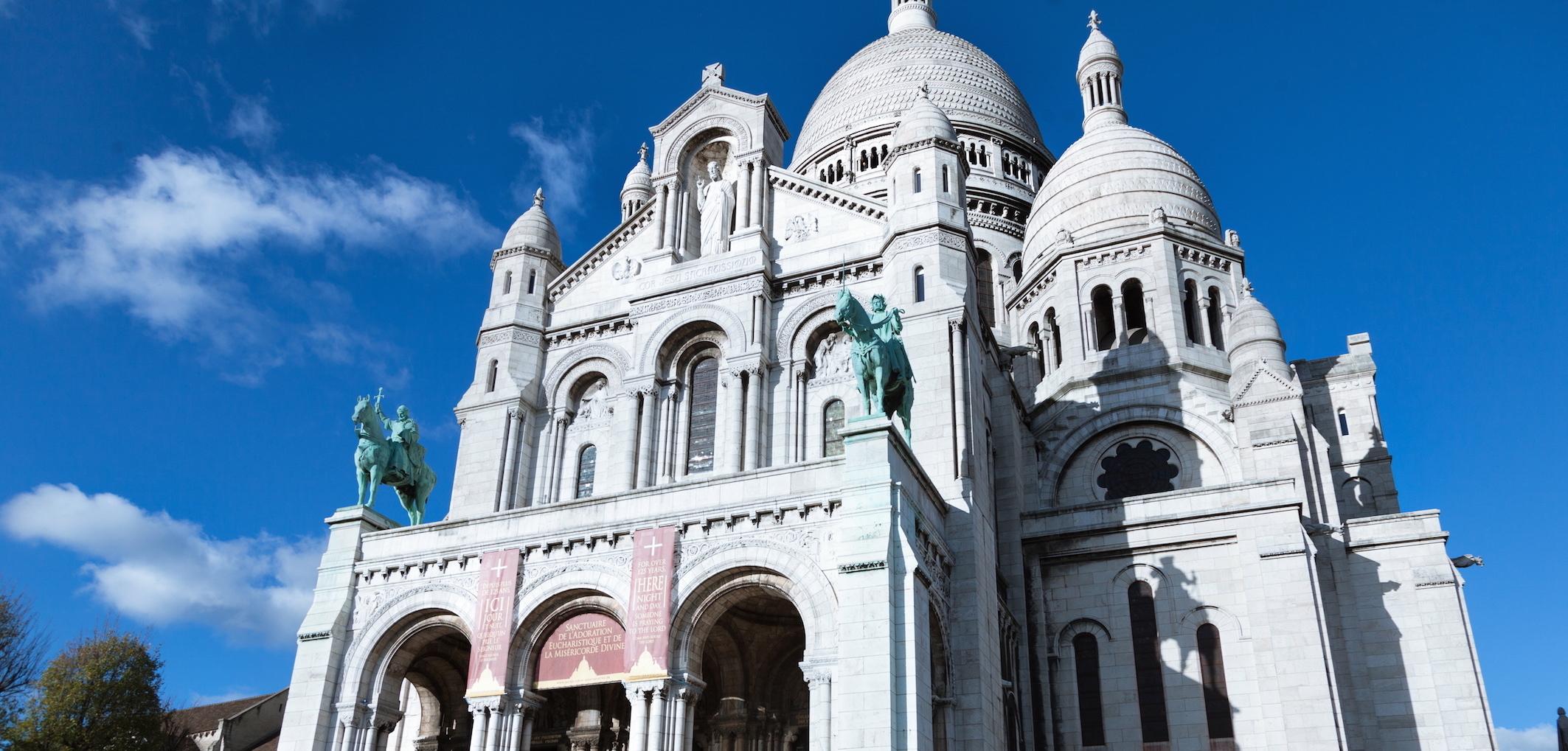Climb the Sacré Coeur