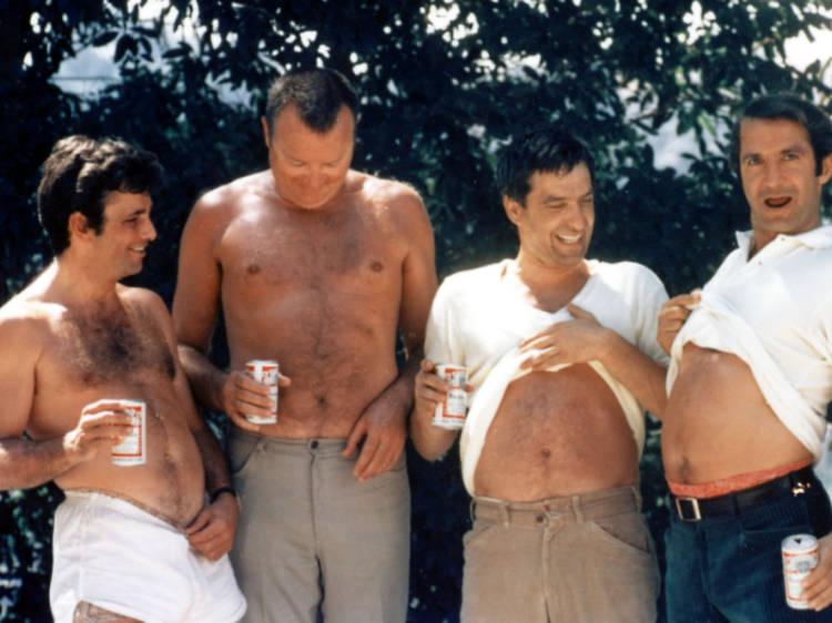 Husbands (1970) de John Cassavetes