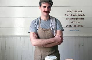 Natural Cheesemaking with David Asher