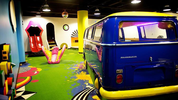 Cool indoor activities for kids in NYC