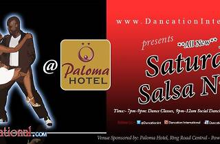 Salsa Saturday's at Paloma