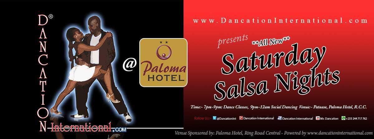 Salsa Saturday's at Paloma