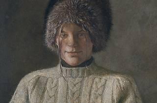 Andrew Wyeth. 'Mi joven amiga', 1970