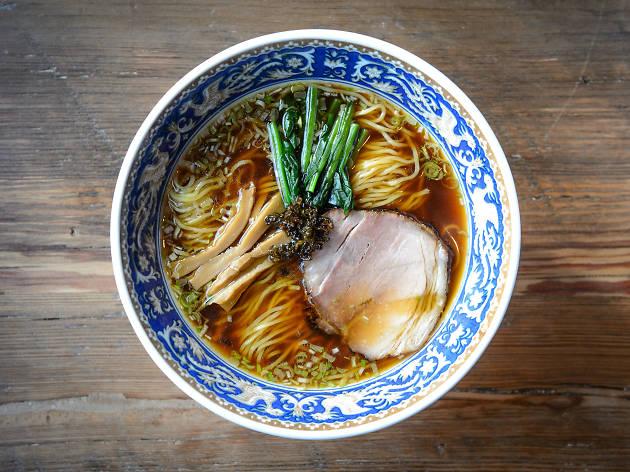 Best new restaurant Nakamura