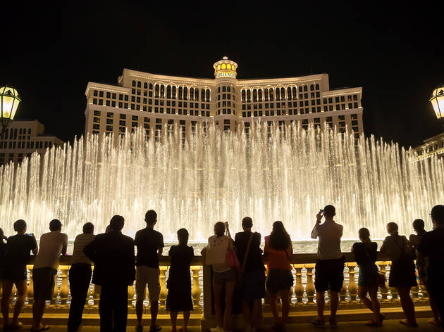 Every single thing you should be doing while in Las Vegas