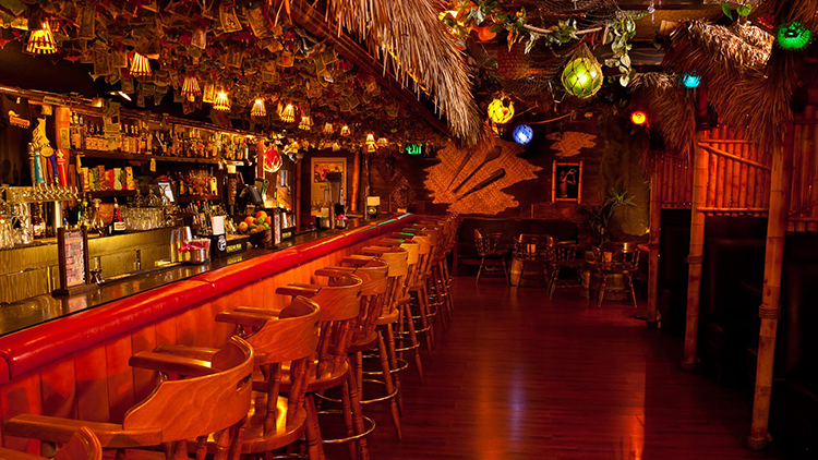 The Bay's best tiki bars
