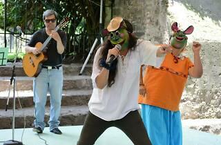 Música mexicana para niños
