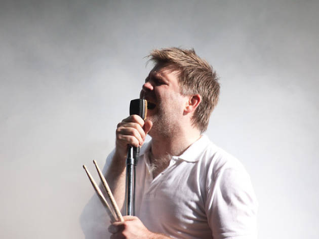 Could LCD Soundsystem headline FYF Fest, too?