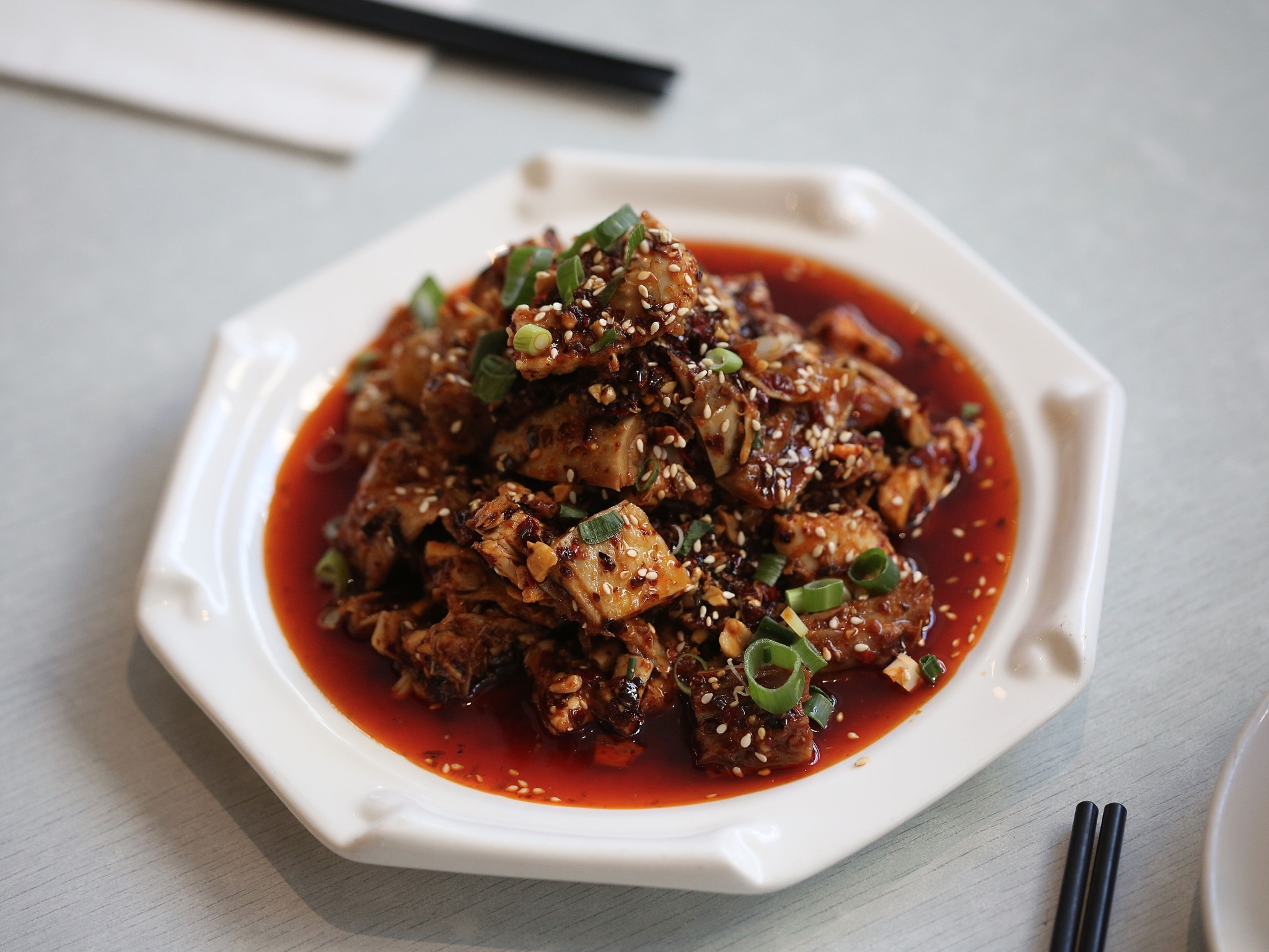 The best restaurants for spicy food lovers