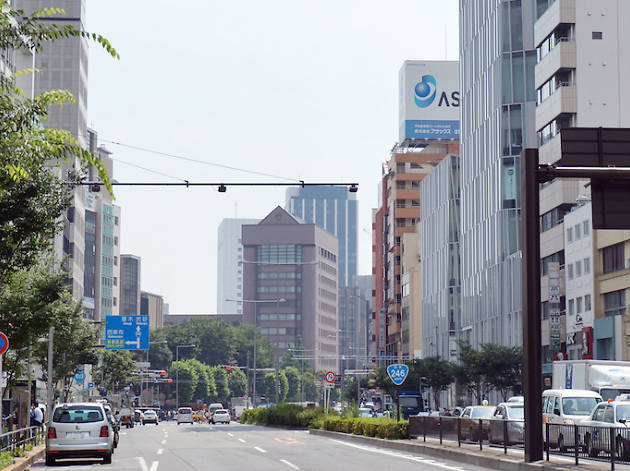 青山学院 ABS