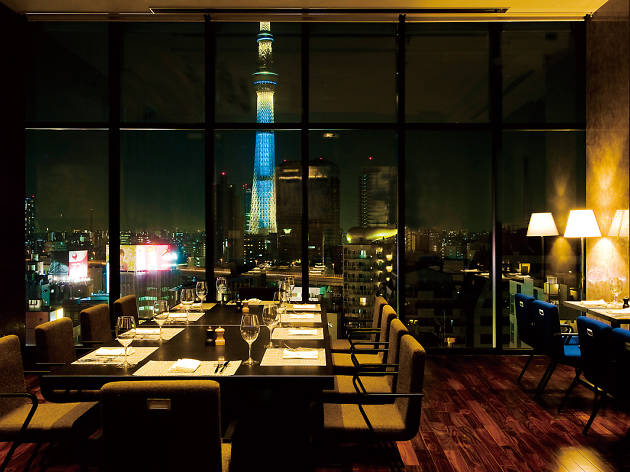 R Restaurant & Bar | Time Out Tokyo