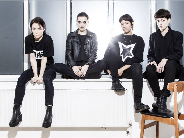 Savages –'Adore Life'