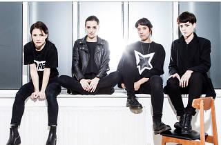 Savages Interview
