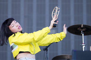 Little Dragon at Governors Ball 2015