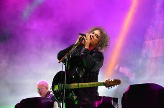 The Cure, Austin City Limits Music Festival 2013