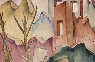 Luis Quintanilla. 'Ruinas', 1943