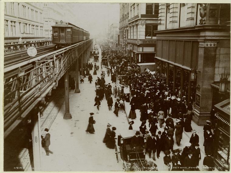 25 amazing vintage photos of NYC