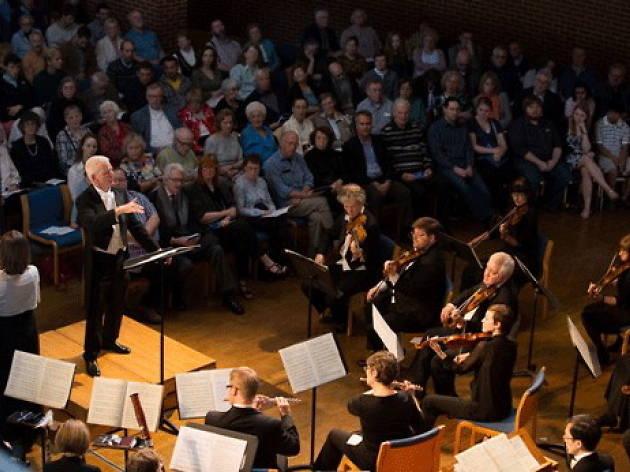 Bach Week Festival
