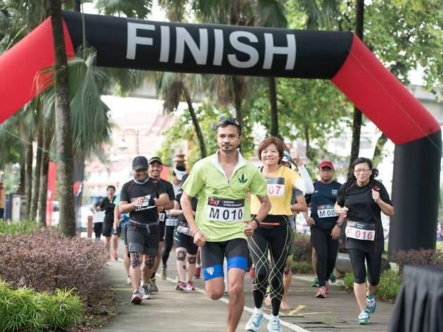 24-Hour Run