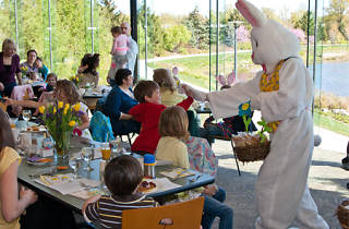 Morton Arboretum's Easter Brunch