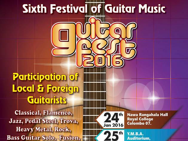 Guitar Fest 2016
