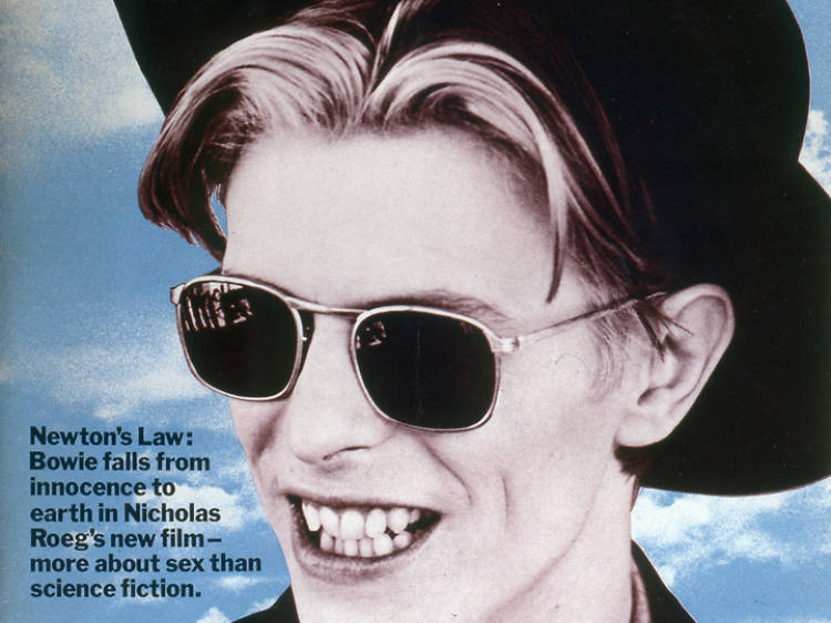 Time Out founder Tony Elliott remembers David Bowie