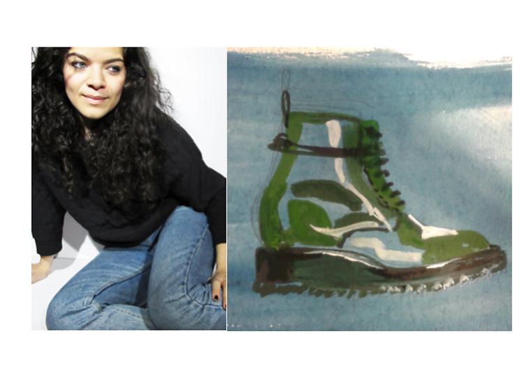 Gabrielle Beau, 26 ans – Fashion designer