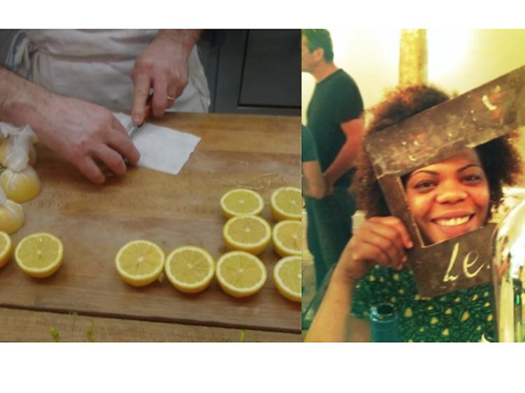 Sylvia François, 44 ans – Restauratrice (Le Felicity Lemon)