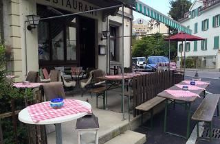Wynegg restaurant Zurich