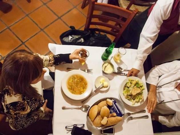 Restaurantes para iniciar o terminar con la pareja
