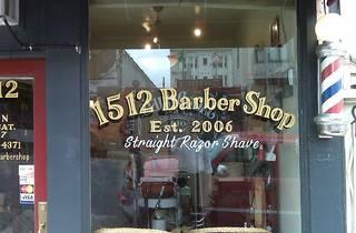 1512 Barber Shop