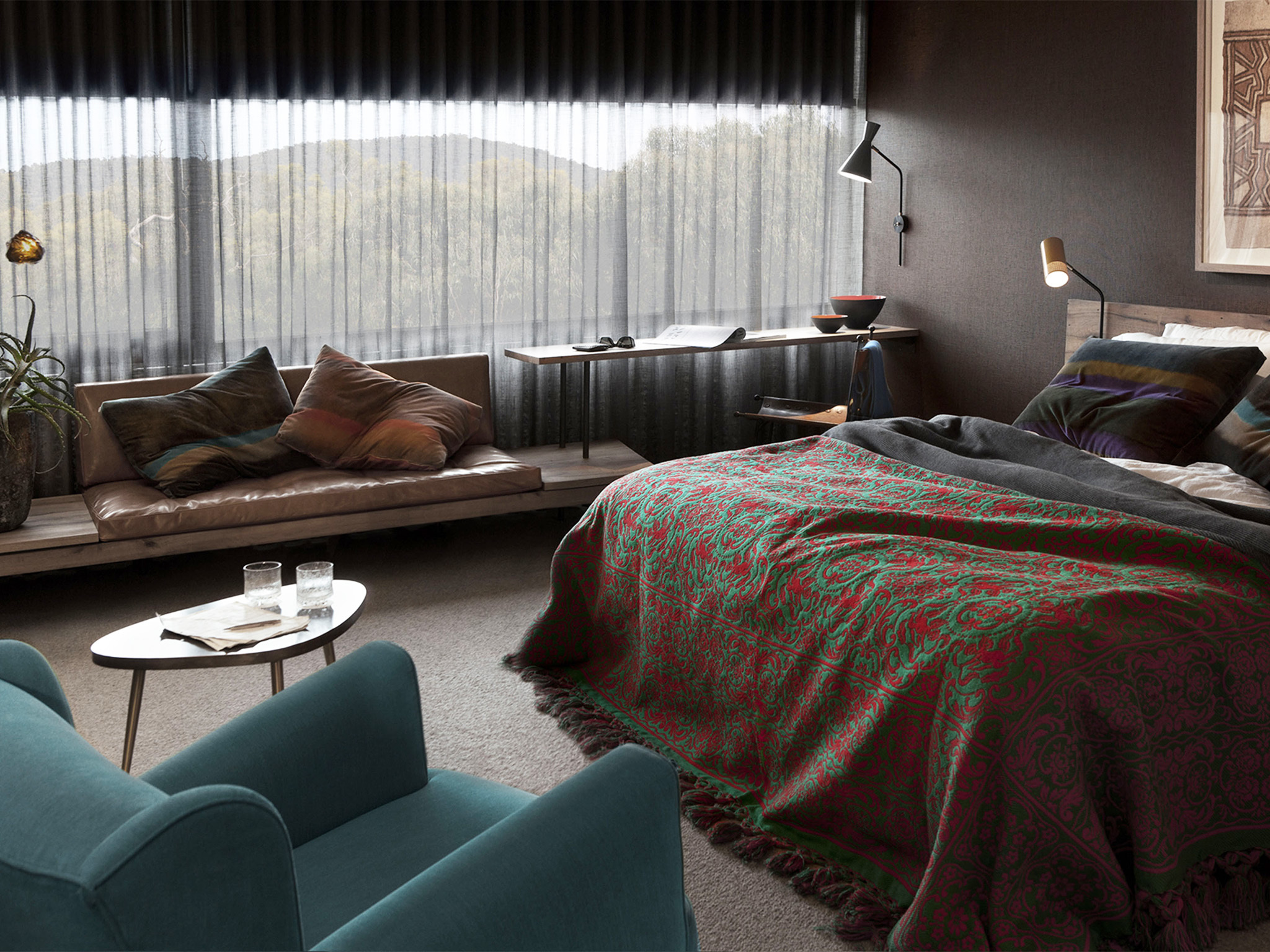 Canberra's cool hotels