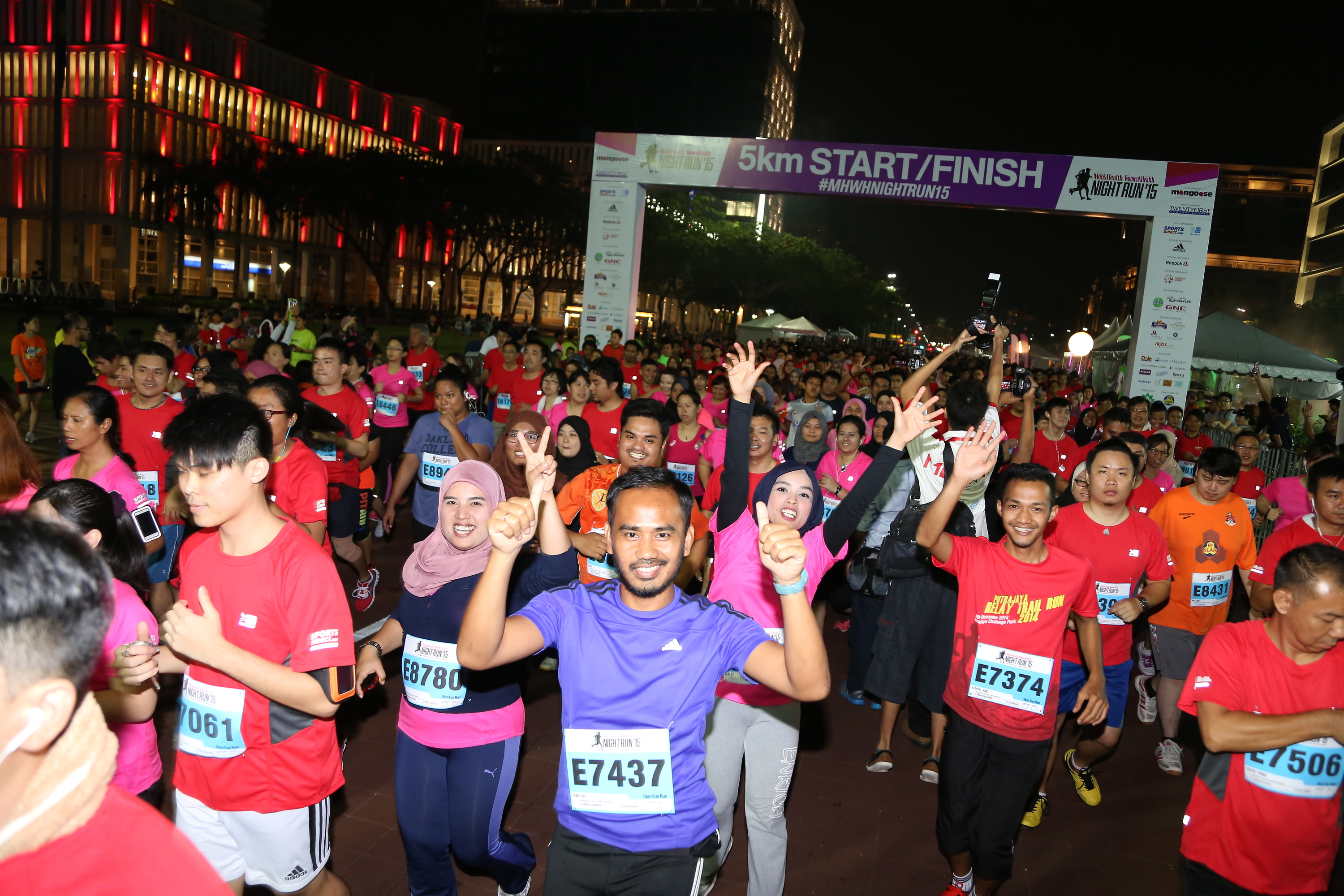 The best runs in KL this year