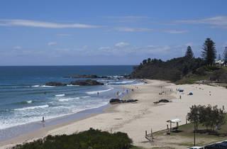 Town beach, Port Macquarie