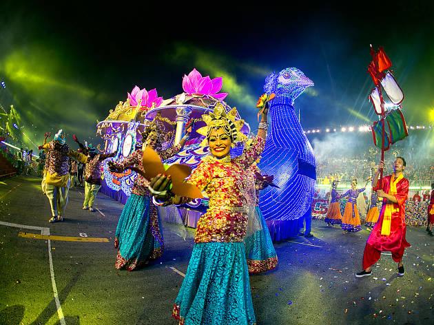 Chingay Parade 2017