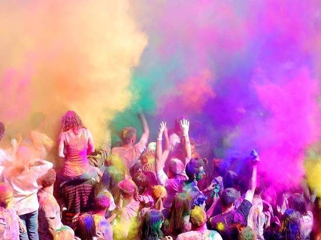 The Color Run 2016