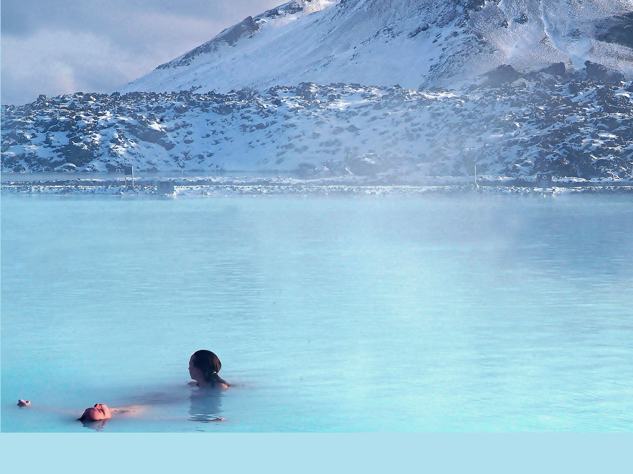 Ten reasons to go to a music festival in Reykjavik: Geo thermal Iceland