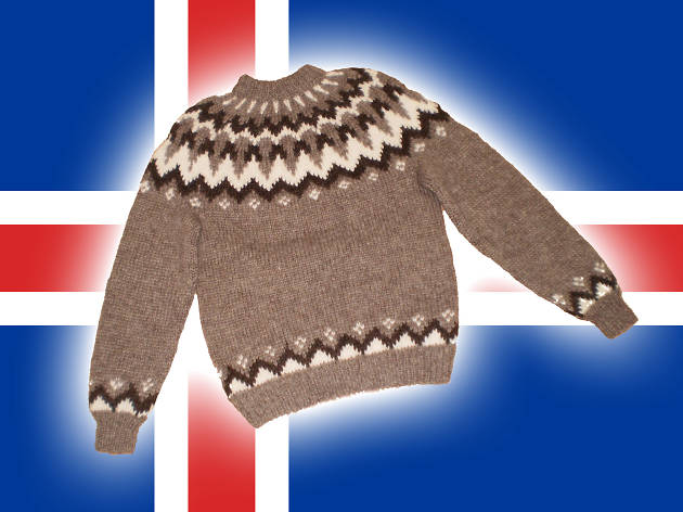 Ten reasons to go to a music festival in Reykjavik: Icelandic wool and jumpers