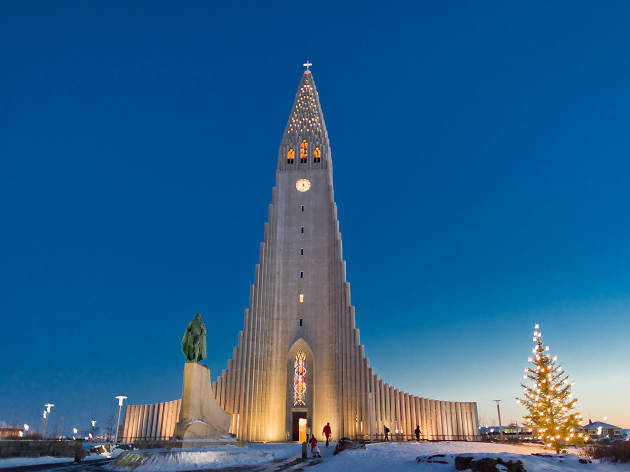 Ten reasons to go to a music festival in Reykjavik: churches