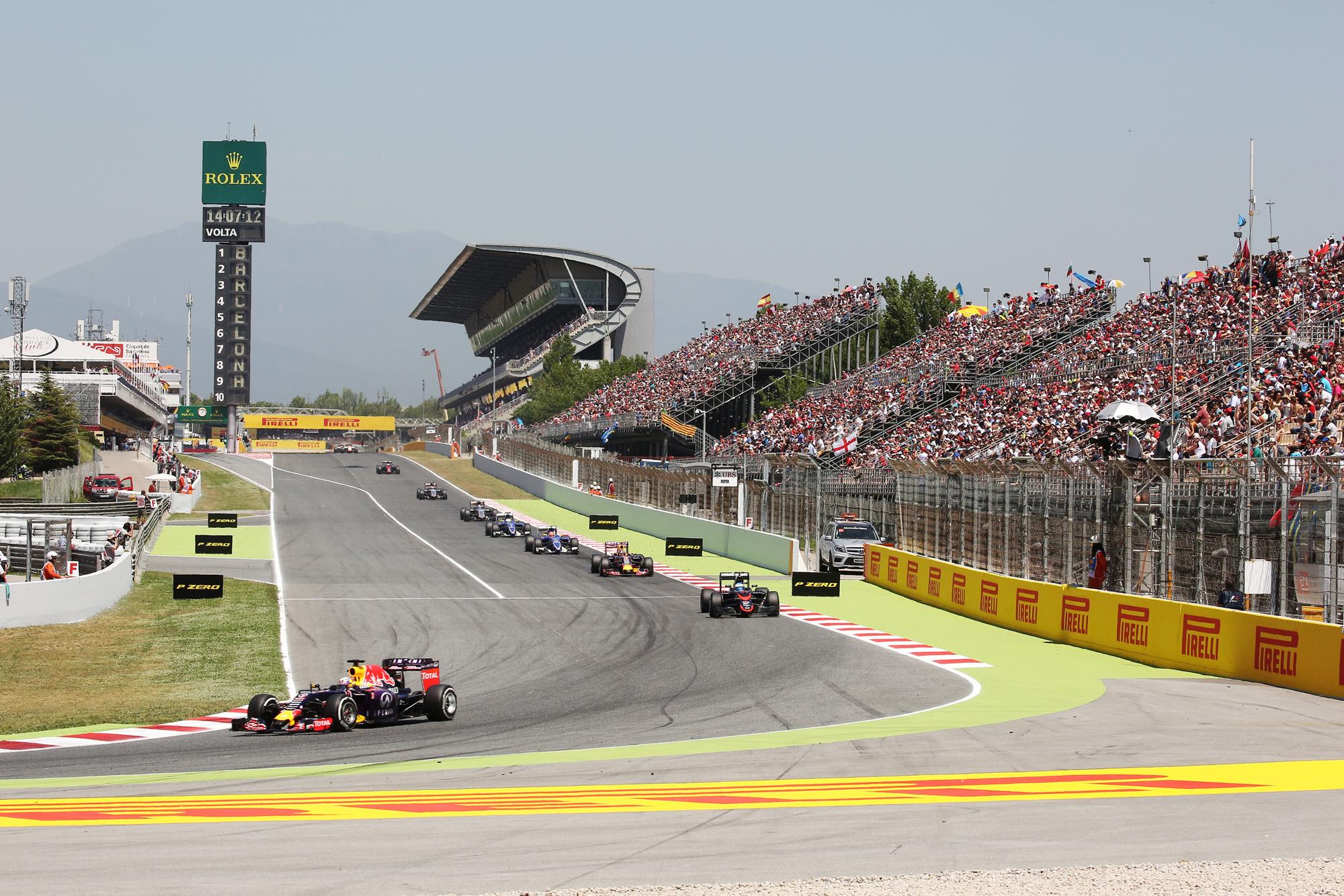 F1 Gran Premi d'Espanya 2016