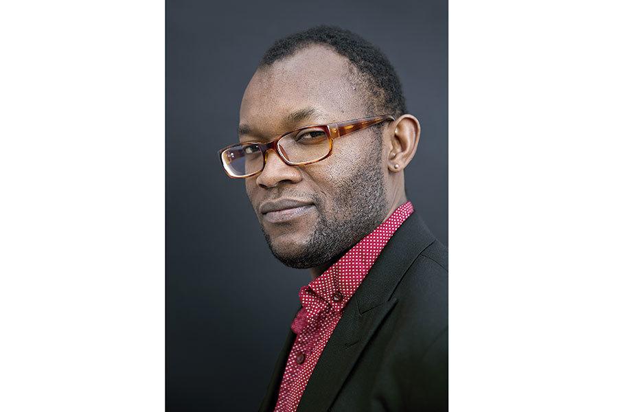 Fiston Mwanza Mujila: un miner en una cava de jazz