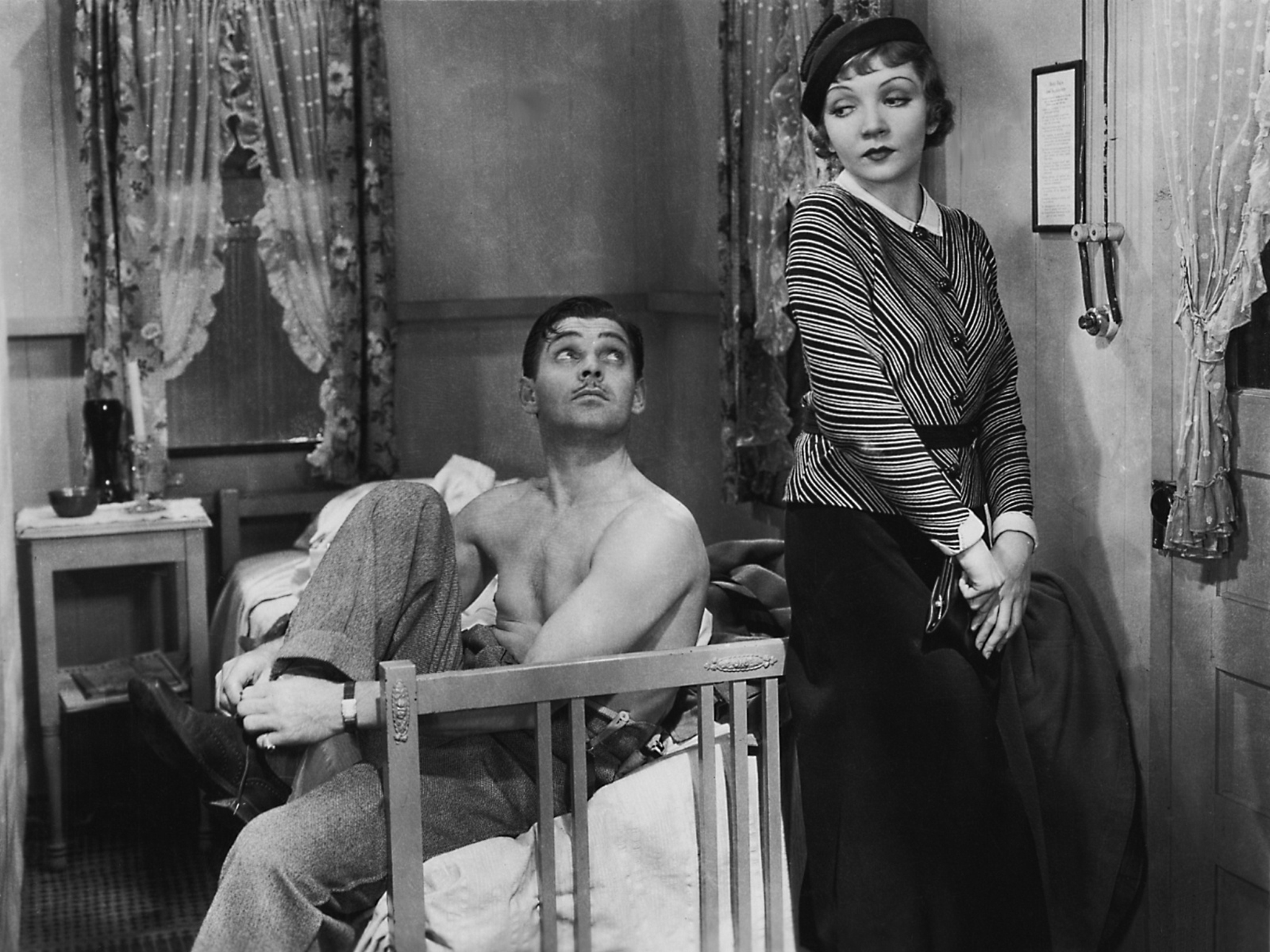 The 100 best comedy movies, It Happened One Night