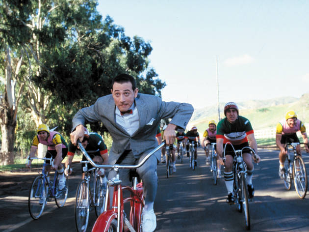 Pee-Wee's Big Adventure (1985)