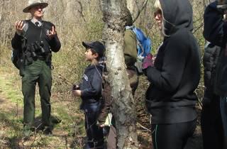 Urban Park Ranger Hike: Historic New York