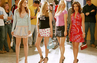 The 100 best comedy movies, Mean Girls