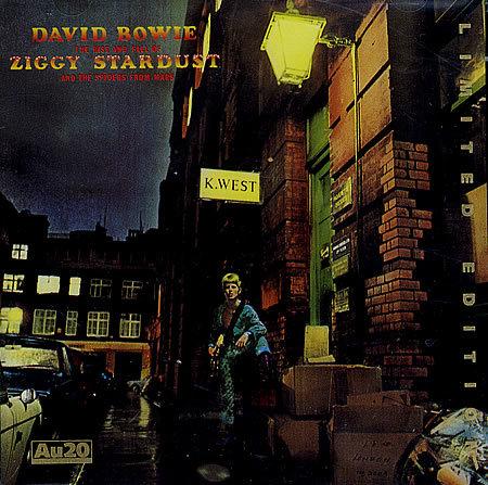 Portada Ziggy Stardust