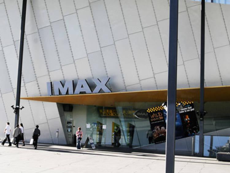 See a doco at IMAX