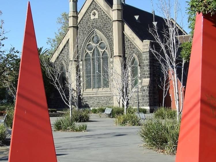 Chapel Off Chapel