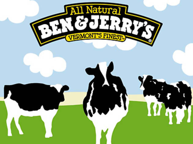 Ben and Jerry's Scoop Shop: Hoyts Chadstone
